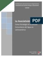 La Asociatividad como Estrategia en la Gestión Comunitaria del Agua en Latinoamérica015