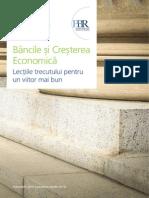 Deloitte - Băncile și Creșterea Economică. Lecțiile trecutului pentru un viitor mai bun