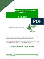 Les Réseaux Mobiles - GSM