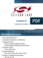 Assembler Directives Rv01