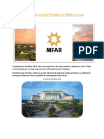 Mfar Group to Invest