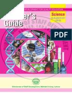 Science EL Book Sample