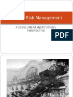 Presentation 1 Project Risk Management