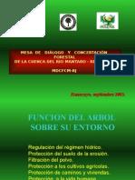 Mesa de Diálogo y Concertación Forestal de la Cuenca del Río Mantaro - Región Junín
