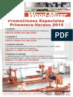 Promocion aserraderos Woodmizer LT10 Eco-2015