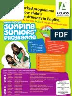 Junior Spring/Summer 2010 Program