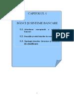 Tipologia Bancilor Si Indicatori