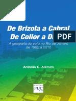 eBook Brizola Cabral Collor Dilma