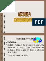 CAEA2301Lec4 Consideration