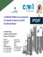degremont-hidrolisis termica