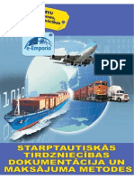 INTERNATIONAL TRADE DOCUMENTATION AND PAYMENT METHODS