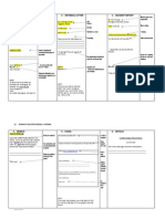 format for situational writing - letters, e-mail, report, speech, article