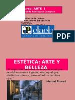 Estetica y Arte 2015