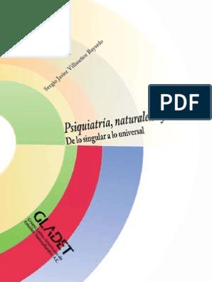 Villaseñor Bayardo Sergio Psiquiatria Naturaleza Y Cultura