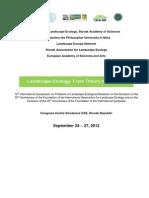 abstractslandscape-ecology2012