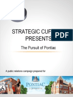 pursuit of pontiac book