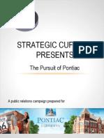 pursuit of pontiac book