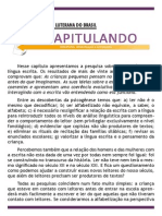 Recapitulando - PED - Alfabetizacao e Letramento - Cap5.pdf