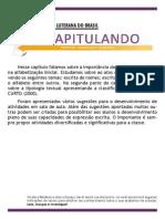 Recapitulando - PED - Alfabetizacao e Letramento - Cap8.pdf