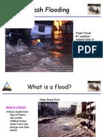 Flash Flooding