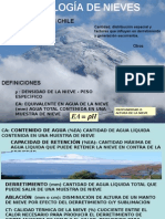 Hidrologia de Nieves