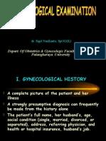 Gynec Exam