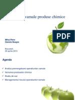 Formalitati Vamale Produse Chimice 29-04-2013