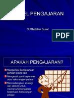 Model Pemprosesan Maklumat.ppt