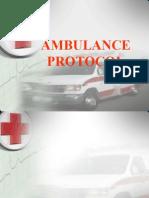 Ambulan Protokol
