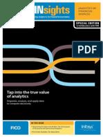 Analytics Retail Banking Why How