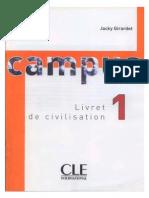 Campus Livret de Civilisation