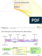 Cell Selection and Reselection