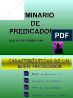 02_Qué Es Un Predicador