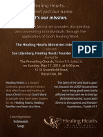 Prevailing Church - Healing Hearts PDF