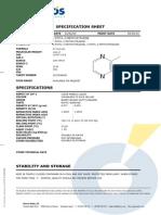 Specs 2 Ethyl 3 Methylpyrazine (1)