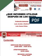 Informes Bajo Nif Modelos de Balances Empresas Persona Natural y Certificados de Ingresos