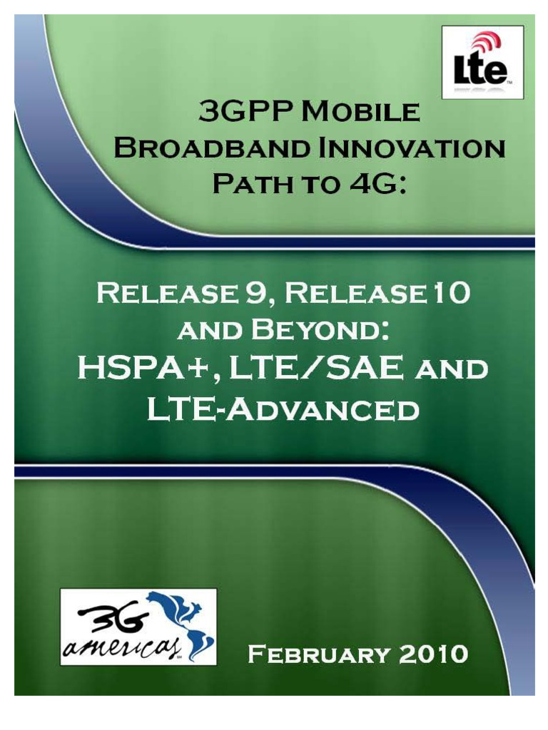 3gpprel 9beyond feb 2010 high speed packet access lte advanced fandeluxe Images
