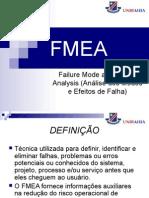 Trabalho FMEA