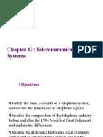 Basic of telecommunication