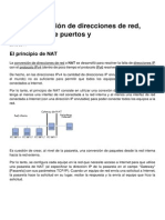 Nat Conversion de Direcciones de Red Habilitacion de Puertos y 271 k8u3gp