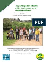 Shier-Teoria de La Particiapcion Infantil-FEDAIA-2009