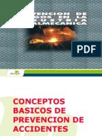 Prevencion de Riesgos en La Industria Metalmecanica 2005