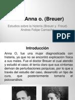 Caso clínico Anna O