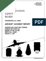 AAR0001 | National Transportation Safety Board | Air Traffic