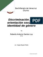 Discriminación por orientación sexual