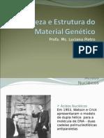 Genética 1 - Natureza, Estrutura e Funcionamento do Material Genético.ppt