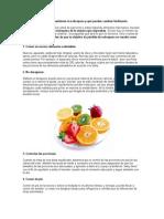 25 Cosas Por Las Cuales Mantienes Tu Sobrepeso y Qué Puedes Cambiar Fácilmente