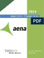 Interpretación Análisis Financiero Aena 2013-2014