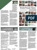 World Prayer News - May / June 2015