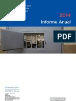 Annual Report 2014 Es